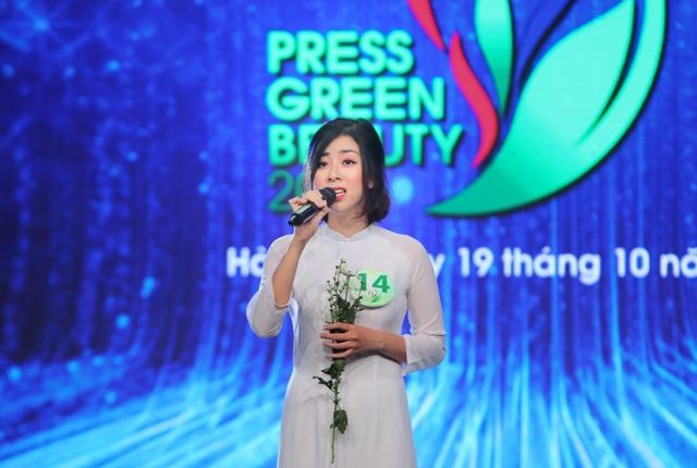 Ấn tượng vòng thi tài năng của Press Green Beauty 2019 - Ảnh 2.