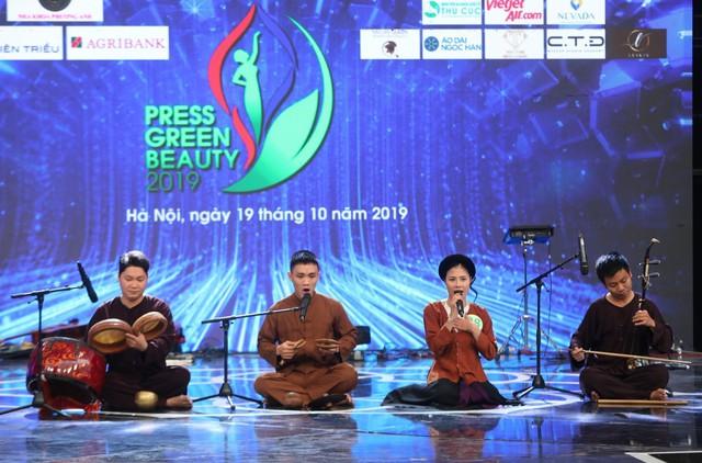 Ấn tượng vòng thi tài năng của Press Green Beauty 2019 - Ảnh 6.