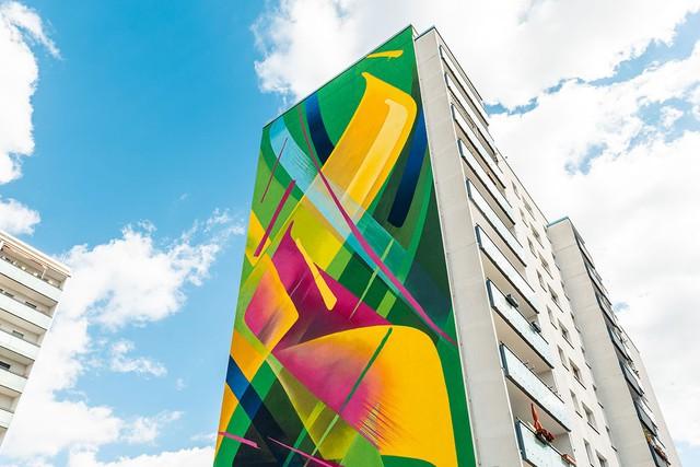 Những bức tranh tường ấn tượng tại Berlin, Đức - ảnh 2