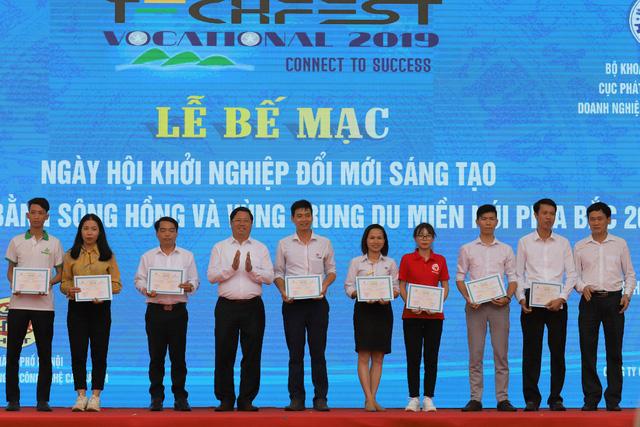 Brick one đăng quang cuộc thi khởi nghiệp ĐMST vùng Đồng bằng sông Hồng và Trung du miền núi phía Bắc - Ảnh 3.
