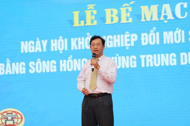 Brick one đăng quang cuộc thi khởi nghiệp ĐMST vùng Đồng bằng sông Hồng và Trung du miền núi phía Bắc - Ảnh 1.