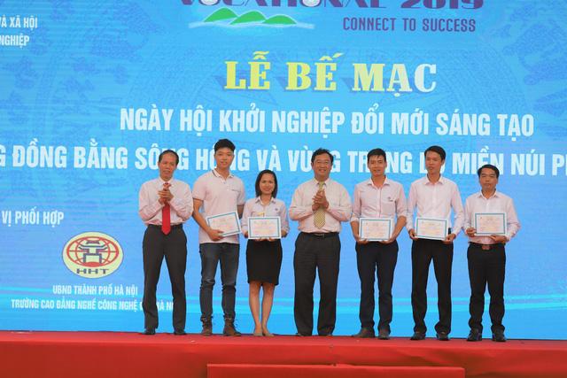 Brick one đăng quang cuộc thi khởi nghiệp ĐMST vùng Đồng bằng sông Hồng và Trung du miền núi phía Bắc - Ảnh 2.