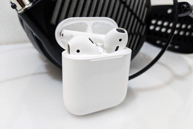 Chú ý: Apple sắp ra mắt tai nghe AirPods Pro! - Ảnh 2.