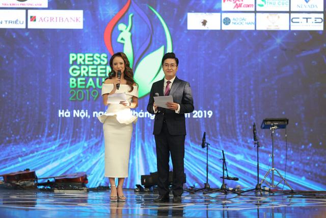 Ấn tượng vòng thi tài năng của Press Green Beauty 2019 - Ảnh 1.