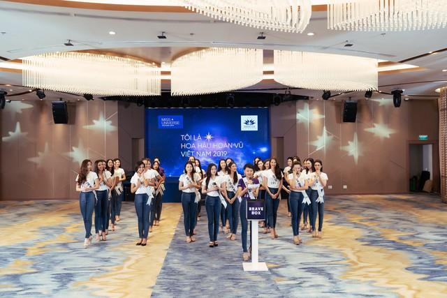Đây là cô gái 2 lần liên tiếp chiến thắng Tôi là Hoa hậu Hoàn vũ Việt Nam 2019 - Ảnh 6.