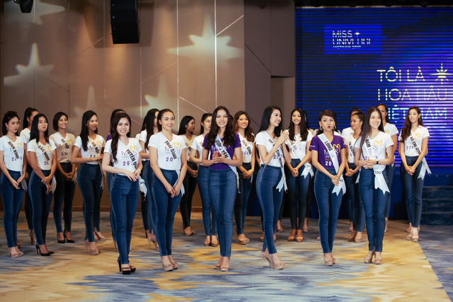 Đây là cô gái 2 lần liên tiếp chiến thắng Tôi là Hoa hậu Hoàn vũ Việt Nam 2019 - Ảnh 5.