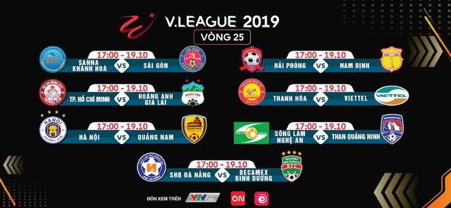 Những trận cầu đinh cuối tuần trên VTVcab: Từ V.League cho đến Văn Hậu - Ảnh 2.