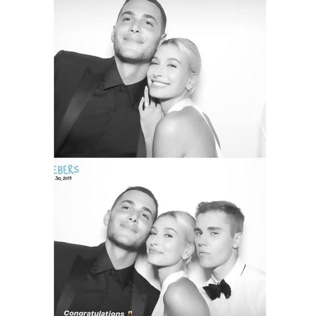 Justin Bieber khoe ảnh đám cưới hạnh phúc bên vợ - Ảnh 5.