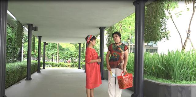 Gia đình 4.0: Thanh Hương xúi chồng livestream bán hàng trên mạng, bị mẹ chồng ghét ra mặt - Ảnh 3.