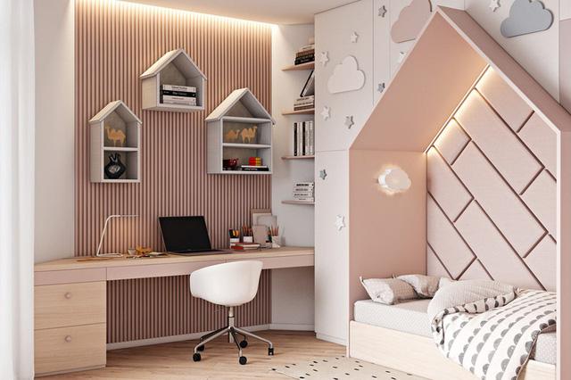 Căn hộ 2 phòng ngủ được thiết kế đẹp mắt - Ảnh 1.