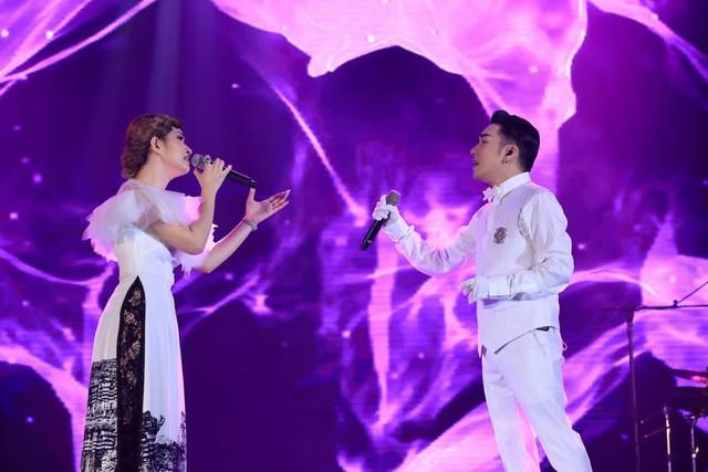 Quang Hà bùng nổ trong liveshow dù chỉ chuẩn bị trong 2 ngày sau vụ cháy sân khấu - ảnh 14