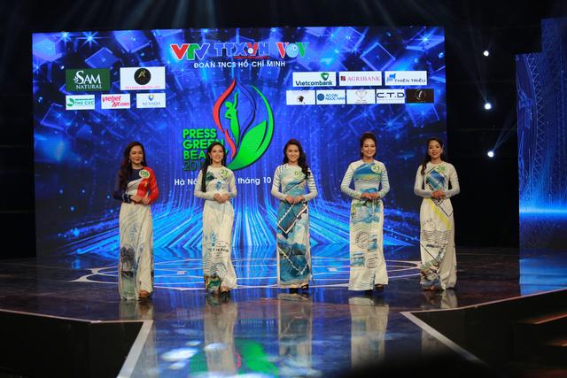 Top 15 Hoa hậu Việt Nam 2018 Phạm Ngọc Hà My đăng quang Hoa khôi Press Green Beauty 2019 - Ảnh 12.