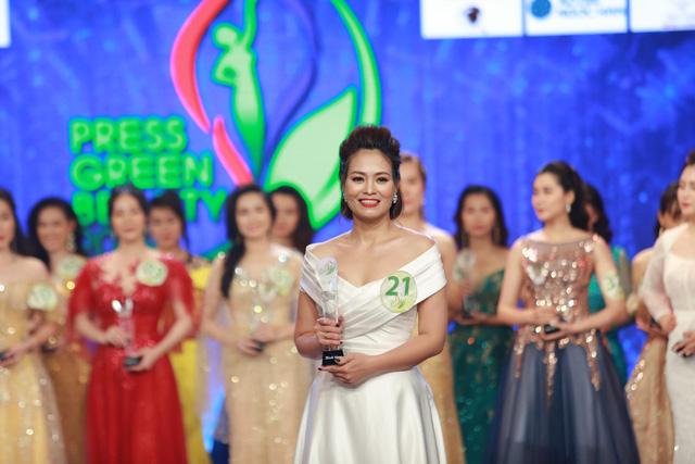 Top 15 Hoa hậu Việt Nam 2018 Phạm Ngọc Hà My đăng quang Hoa khôi Press Green Beauty 2019 - Ảnh 10.