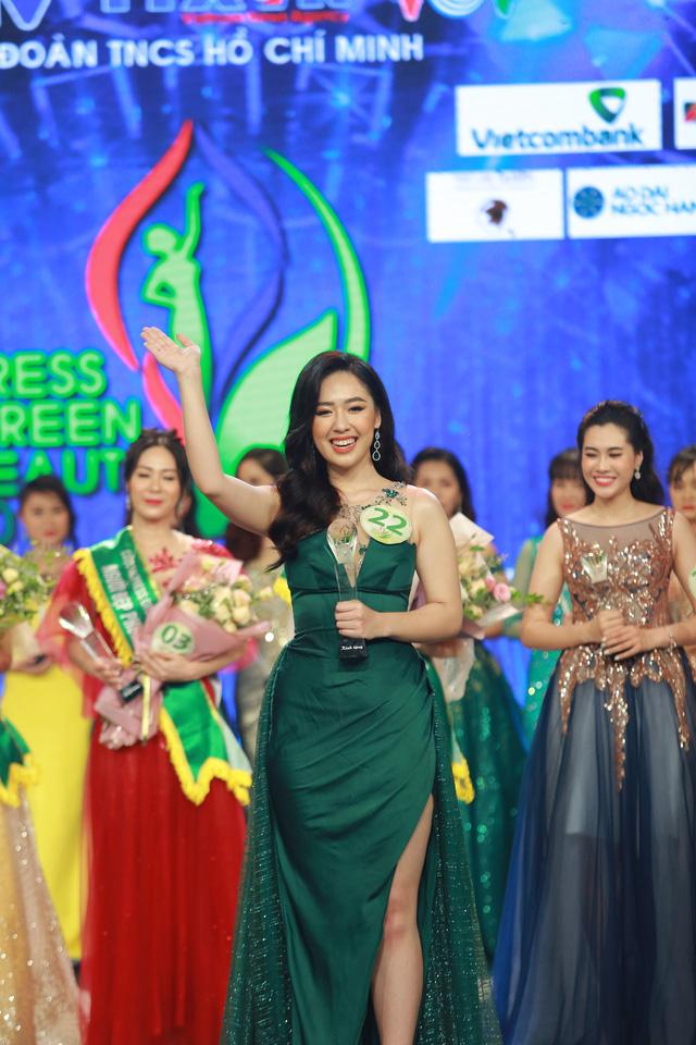 Top 15 Hoa hậu Việt Nam 2018 Phạm Ngọc Hà My đăng quang Hoa khôi Press Green Beauty 2019 - Ảnh 2.