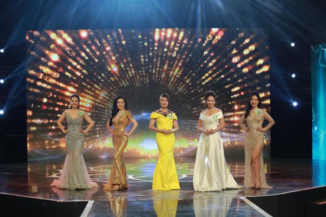 Top 15 Hoa hậu Việt Nam 2018 Phạm Ngọc Hà My đăng quang Hoa khôi Press Green Beauty 2019 - Ảnh 5.