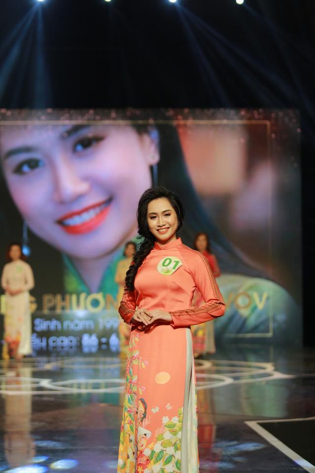 Top 15 Hoa hậu Việt Nam 2018 Phạm Ngọc Hà My đăng quang Hoa khôi Press Green Beauty 2019 - Ảnh 4.