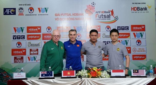 HLV Miguel Rodrigo: ĐT futsal Việt Nam có thể giành 9 điểm tuyệt đối ở vòng bảng - Ảnh 2.