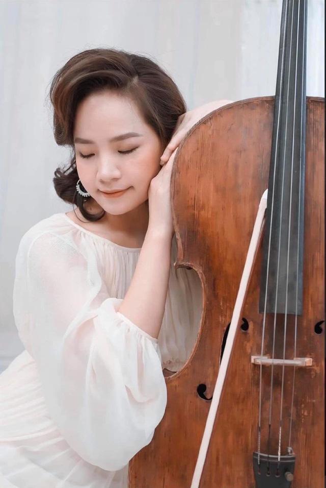 Đinh Hoài Xuân - Nữ tiến sĩ Cello đầu tiên của Việt Nam - Ảnh 1.