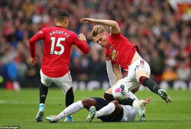 Manchester United chấm dứt mạch toàn thắng của Liverpool - Ảnh 1.