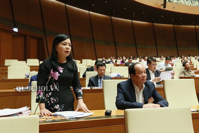 Bà Nguyễn Thị Kim Tiến chấm cho mình mấy điểm sau 8 năm làm Bộ trưởng Bộ Y tế? - ảnh 2