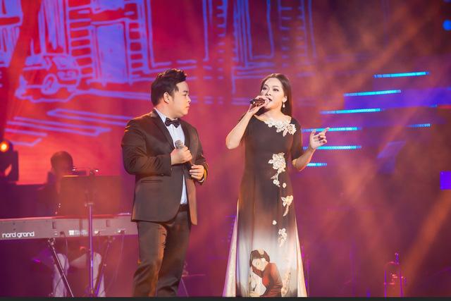 """Bằng Kiều lần đầu so giọng bolero với Quang Lê trong """"Đêm tình nhân 6"""" - Ảnh 9."""