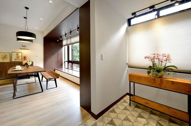 Cải tạo căn hộ 132m2 thành không gian sống hiện đại - Ảnh 2.