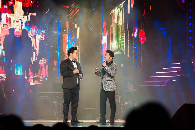 """Bằng Kiều lần đầu so giọng bolero với Quang Lê trong """"Đêm tình nhân 6"""" - Ảnh 2."""