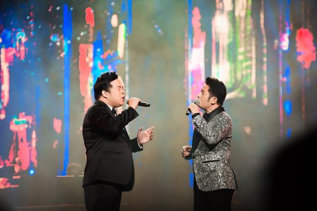 """Bằng Kiều lần đầu so giọng bolero với Quang Lê trong """"Đêm tình nhân 6"""" - Ảnh 6."""