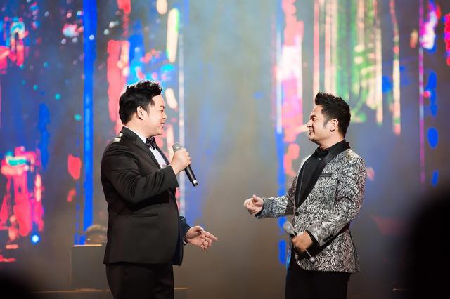"""Bằng Kiều lần đầu so giọng bolero với Quang Lê trong """"Đêm tình nhân 6"""" - Ảnh 3."""