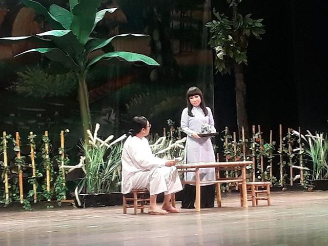 Vở cải lương Lan và Điệp diễn trên sân khấu Hà Nội - Ảnh 2.