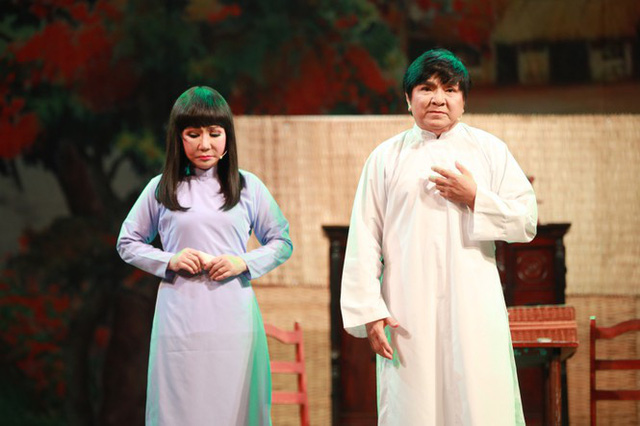 Vở cải lương Lan và Điệp diễn trên sân khấu Hà Nội - Ảnh 3.