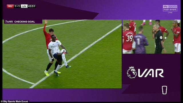 Manchester United chấm dứt mạch toàn thắng của Liverpool - Ảnh 3.