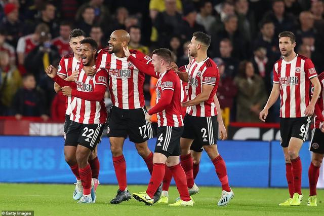 Sheffield United 1-0 Arsenal: Pháo thủ bế tắc - Ảnh 1.
