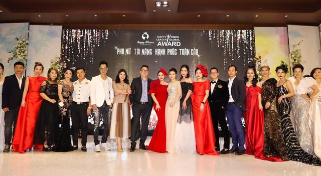 Bùi Thanh Hương xuất hiện rạng rỡ tại Happy Women Leader Global Award 2019 - Ảnh 5.