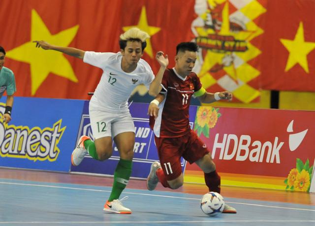 HLV Rodrigo (ĐT futsal Việt Nam): Kết quả hòa Indonesia không phải là may mắn - Ảnh 1.