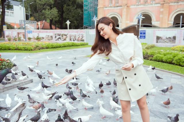 Tường San tung bộ ảnh giới thiệu tại Miss International 2019 - Ảnh 6.