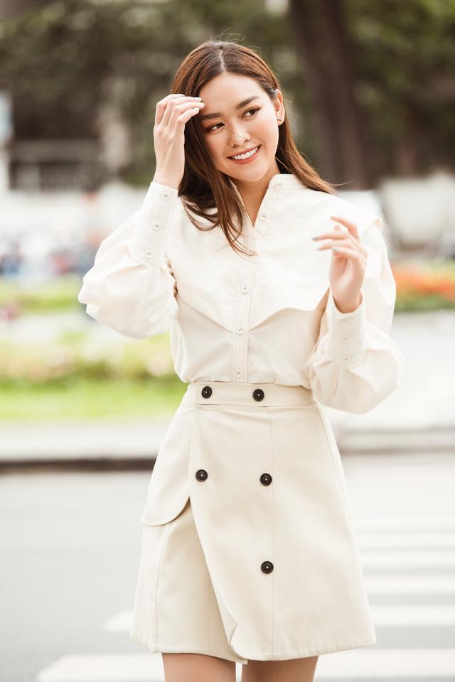 Tường San tung bộ ảnh giới thiệu tại Miss International 2019 - Ảnh 9.