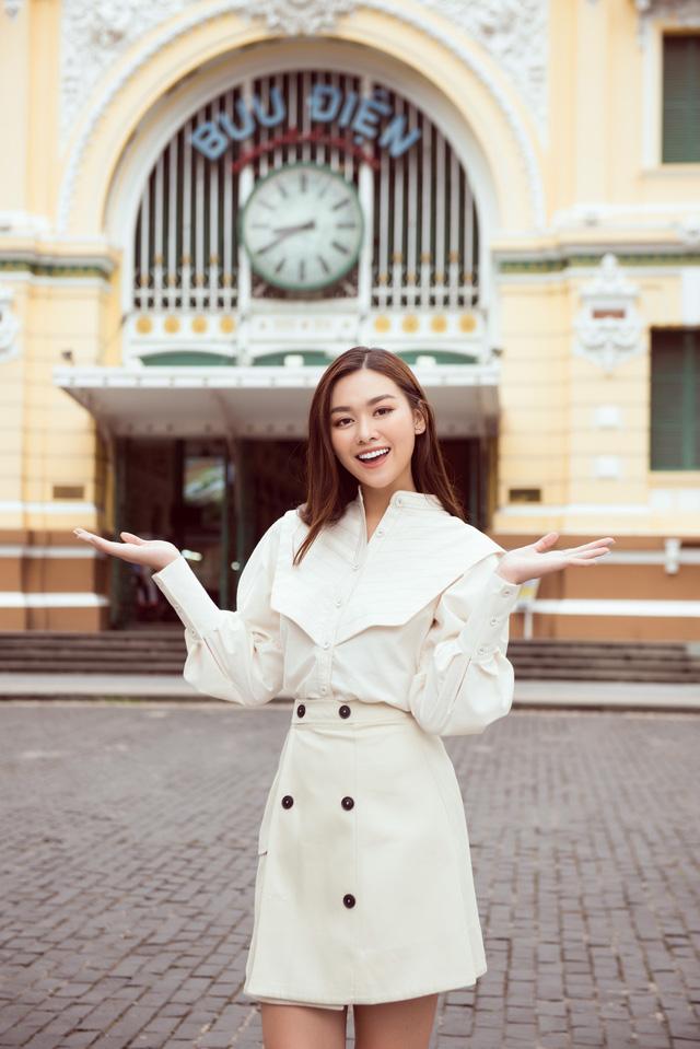 Tường San tung bộ ảnh giới thiệu tại Miss International 2019 - Ảnh 11.