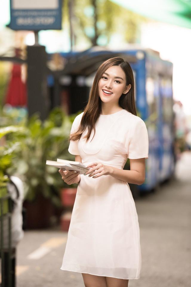 Tường San tung bộ ảnh giới thiệu tại Miss International 2019 - Ảnh 4.