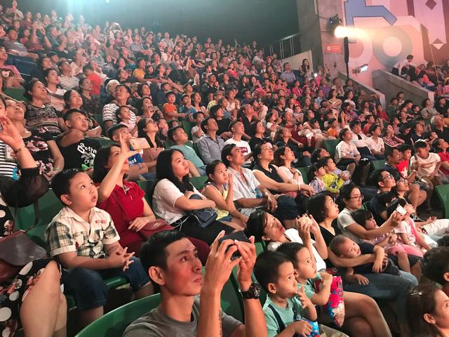 Liên hoan xiếc quốc tế 2019: Lộ diện nhiều nghệ sĩ trẻ tiềm năng trong biểu diễn nghệ thuật xiếc - ảnh 5