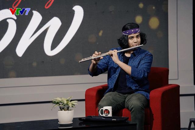 Host Michael Lưu và Jayden Trịnh quậy tưng bừng IFO số 8 - Ảnh 6.