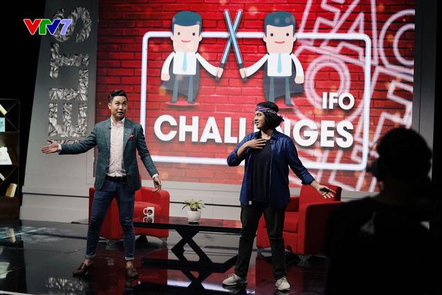 Host Michael Lưu và Jayden Trịnh quậy tưng bừng IFO số 8 - Ảnh 7.