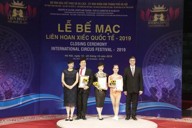 Liên hoan xiếc quốc tế 2019: Lộ diện nhiều nghệ sĩ trẻ tiềm năng trong biểu diễn nghệ thuật xiếc - ảnh 7