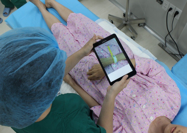 Phần mềm nhận diện bệnh nhân - Tránh nhầm lẫn khi phẫu thuật - Ảnh 2.