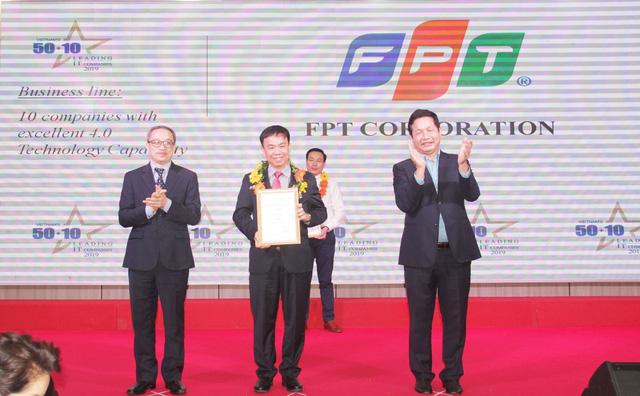 Vinh danh top 10 DN có năng lực công nghệ 4.0 tiêu biểu tại Việt Nam - Ảnh 1.