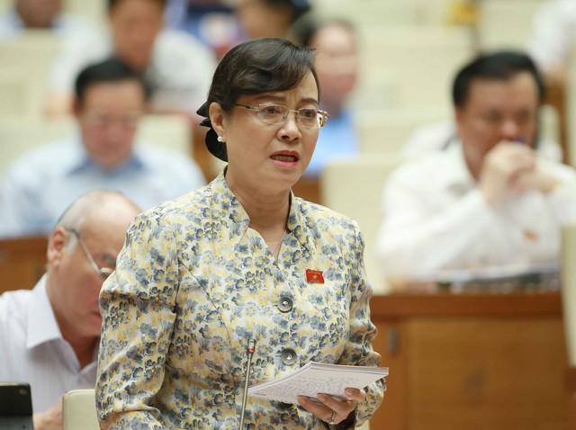 Đại biểu Quốc hội nghẹn lời trước nhận định tăng giờ làm thêm là nhân văn - ảnh 2