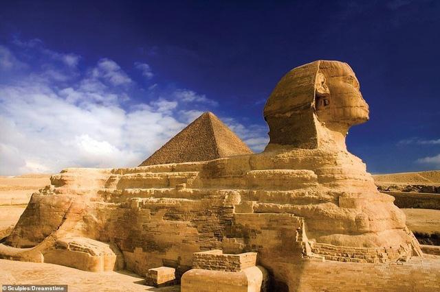 Ngắm vẻ đẹp huy hoàng của Ai Cập - Ảnh 2.