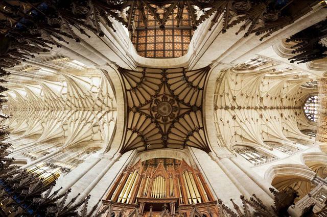 Ngắm những nhà thờ đẹp nhất nước Anh - ảnh 2