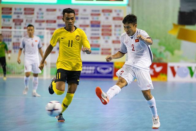 ĐT Việt Nam gặp Thái Lan tại bán kết Giải futsal vô địch Đông Nam Á 2019 - Ảnh 1.