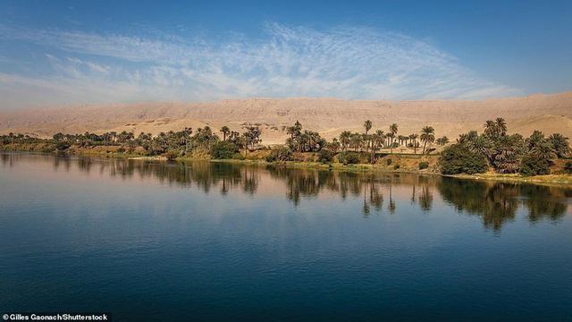 Ngắm vẻ đẹp huy hoàng của Ai Cập - Ảnh 12.